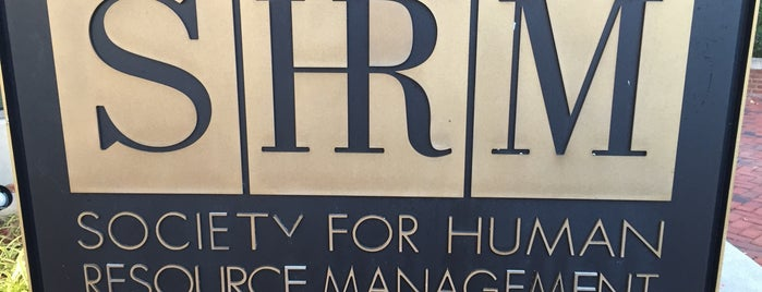 Society for Human Resource Management is one of SHRM places.