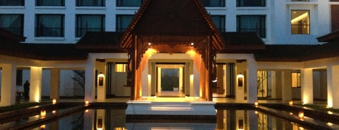 Centara Hotel & Convention Center โรงแรมเซนทารา is one of Hotel.