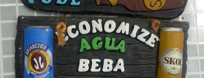 Tia Anastacia (Longinho) is one of Almoço na Vila Mariana.