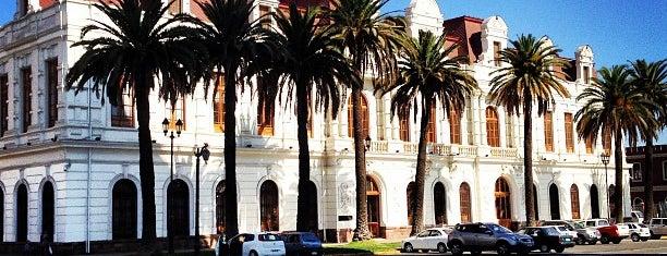 Museo Histórico y Militar de Chile is one of Para visitar en Santiago.