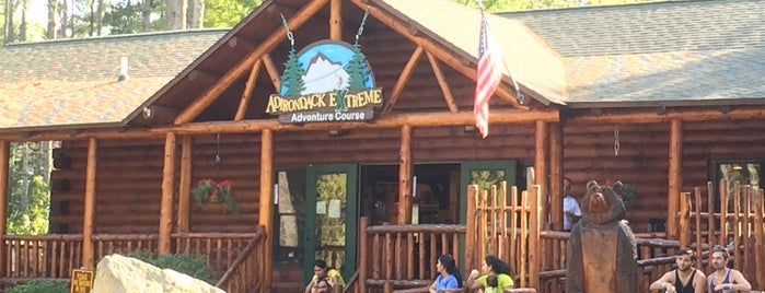 Adirondack Extreme Adventure is one of Guide to Lake George's best spots.