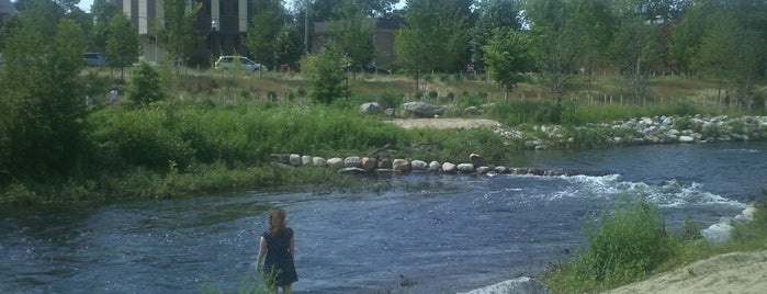 Mill River Park is one of Best of Stamford, CT! #visitUS.