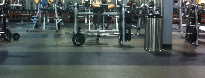 24 Hour Fitness Super Sport is one of South Bay.