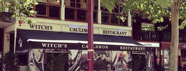 The Witch's Cauldron is one of Must-visit Food in Subiaco.