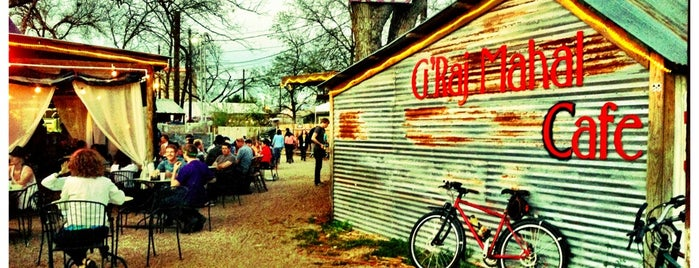 G'Raj Mahal Cafe is one of Gluten-free Austin.