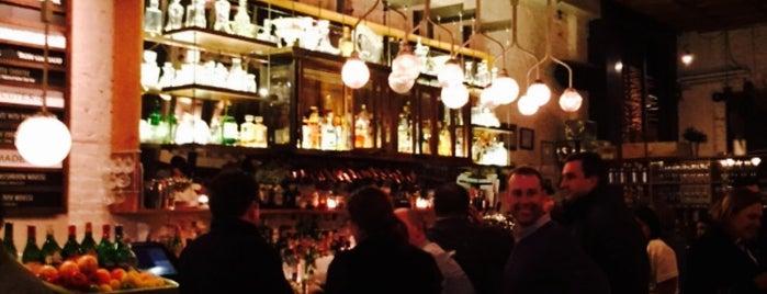 Saxon + Parole is one of Cocktails & Dreams.