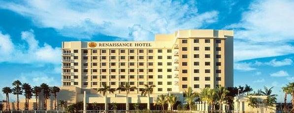Renaissance Ft. Lauderdale Plantation is one of Ren.