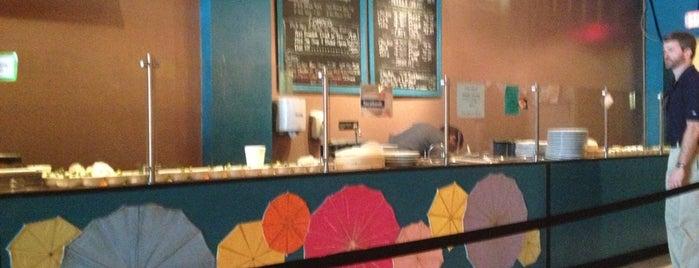 Bamboozle Cafe is one of Korean/Vietnamese.