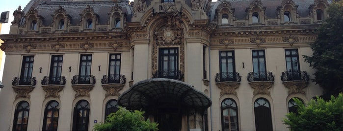 """Muzeul Național """"George Enescu"""" is one of A List of Bucharest Museums."""