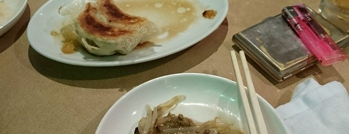 台湾小菜 新東洋 is one of 御徒町 ラーメン.