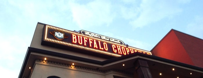 Buffalo Chophouse is one of Buffalo Local Restaurant Week.