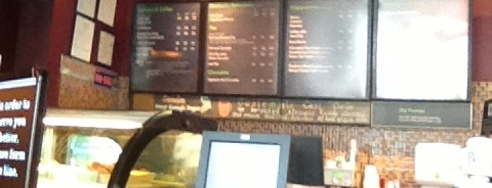 Starbucks Coffee is one of Guide to San Juan.