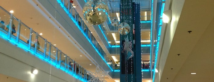 SM Megamall (Bldg. B) is one of Places I've been to....