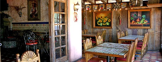 "Rancho de Tia Rosa is one of Featured on PBS' ""Check, Please! Arizona""."