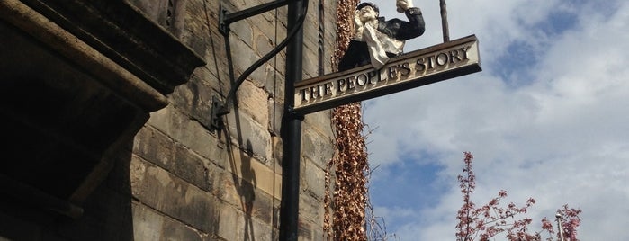 The People's Story is one of Edinburgh.