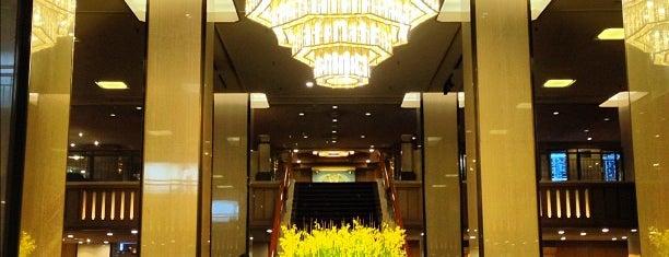 帝国ホテル 東京 (IMPERIAL HOTEL TOKYO) is one of 気になる場所.