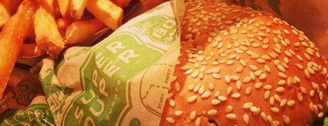 Super Duper Burger is one of San Francisco Eater 38.