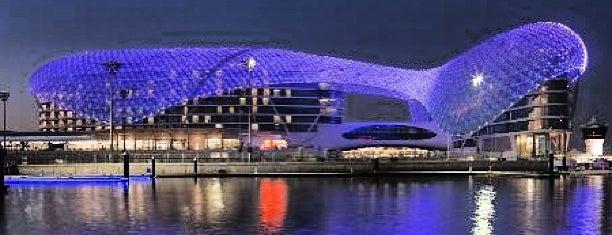 Yas Marina Bay is one of Best places in Dubai, United Arab Emirates.