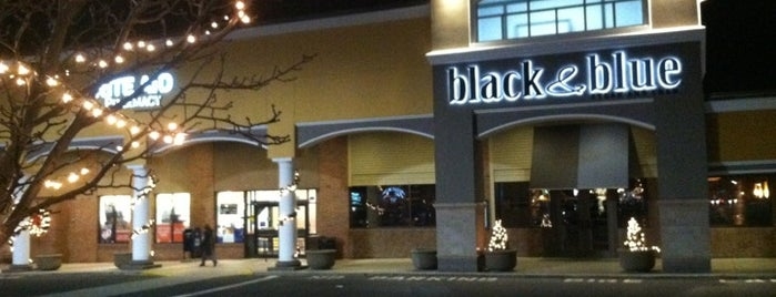 Black & Blue Steak & Crab is one of Eat Rochester.