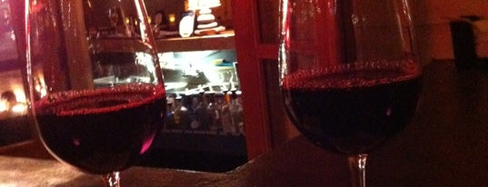 Canoe Club Wine Bar is one of Lakeside-Marblehead.