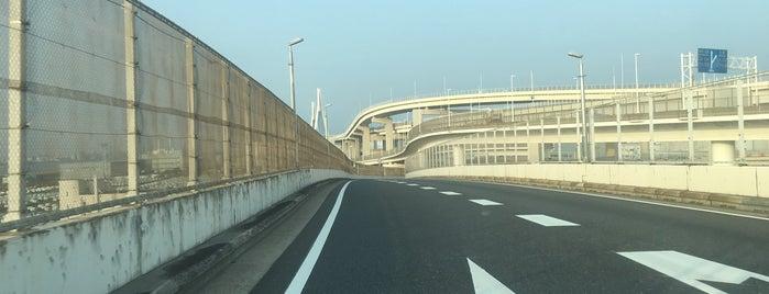 首都高 大黒JCT is one of 高速道路.