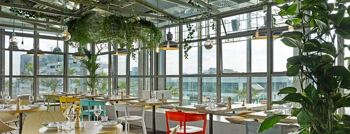 NENI Restaurant Berlin is one of Berlin.