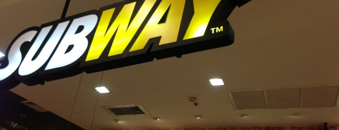 SUBWAY (ซับเวย์) is one of M-TH-18.