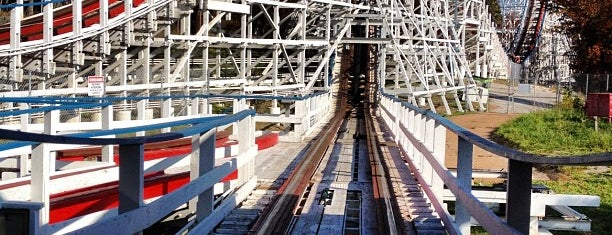 Screaming Eagle is one of ROLLER COASTERS.