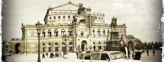 Semperoper is one of Germany.