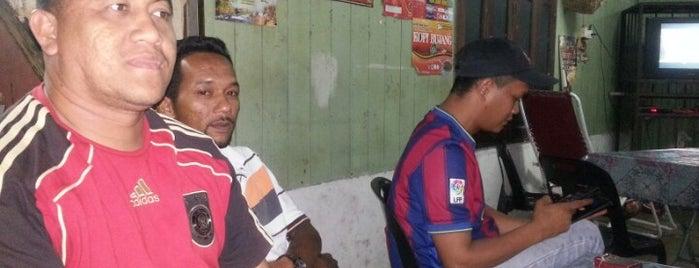 BHP Kampung Pela is one of @Hulu Terengganu.