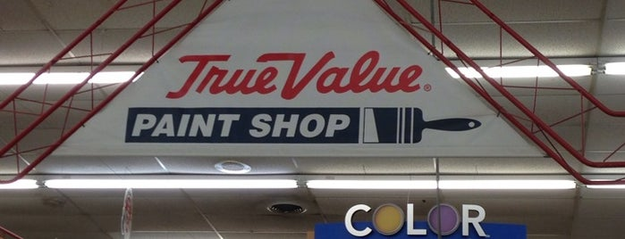 Hank Bros.True Value Hardware is one of Paducah.