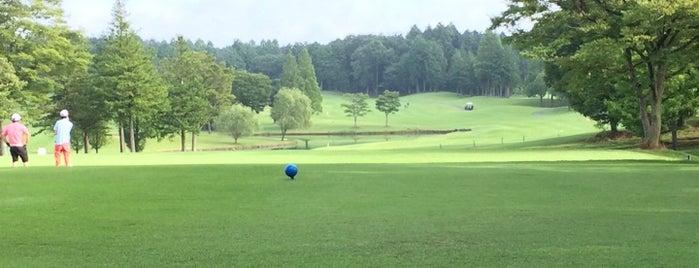 玉造ゴルフ倶楽部 捻木コース is one of ゴルフ場(茨城).