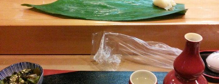 花ふじ is one of 月島もんじゃレス.