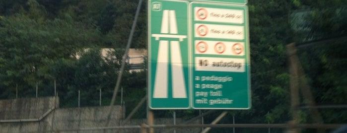 A7 - Uscita «Genova Bolzaneto» is one of A7 Milano-Genova.