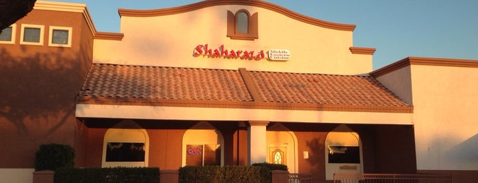 Shararazad Mediterranean Grill is one of Restaurants to try.