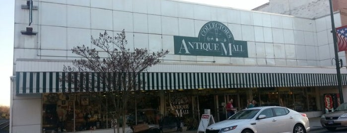 Collector's Antique Mall is one of Asheboro NC Local Attractions.