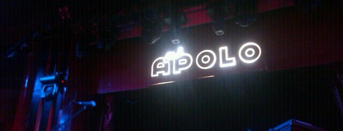 Sala Apolo is one of My favourite places.
