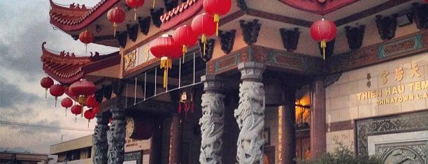 Thien Hau Temple is one of du lịch - lịch sử.
