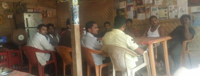 Shree Ganesh Restaurant is one of India places to visit.