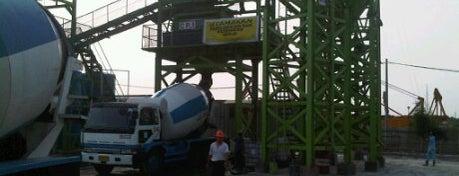PT. Jaya Daido Concrete Plant is one of JOB.