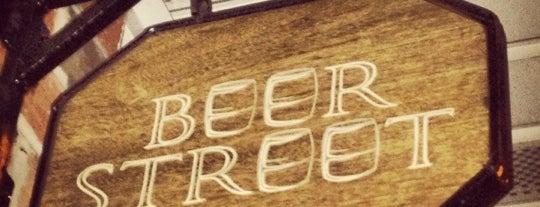 Beer Street is one of New York City Guide.
