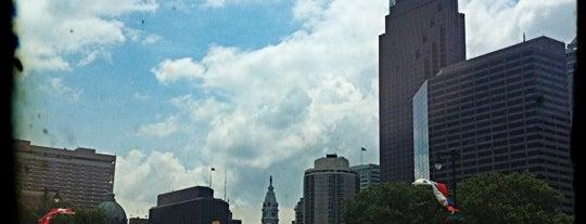 Civil War Pylons is one of Public Art in Philadelphia (Volume 1).