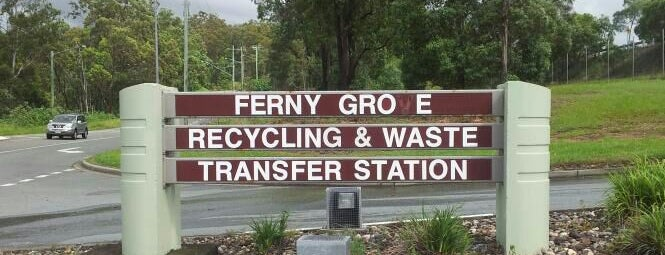 Ferny Grove Recycling & Waste Transfer Station is one of Venues.