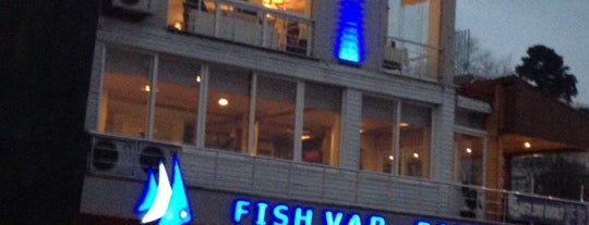 Fish Var Balıkçı is one of Best Food, Beverage & Dessert in İstanbul.