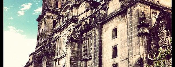 Catedral Metropolitana de la Asunción de María is one of Ciudad de México, Mexico City on #4sqCities.
