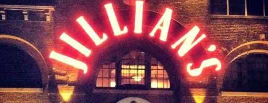 Jillian's Boston is one of ** my list **.