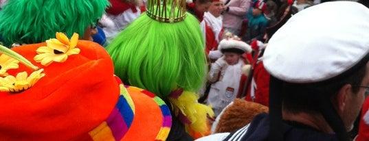 Kölner Karneval is one of Cologne / Germany.