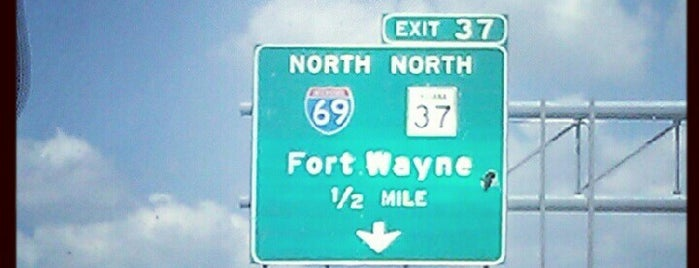 I-465 & I-69 is one of My Drive.