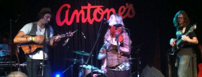 Antone's is one of SXSW: The Travellers' Guide.