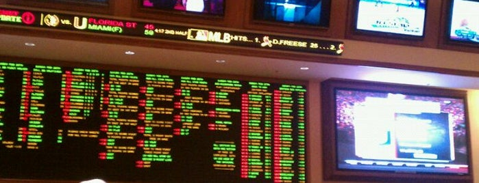 South Point Race & Sports Book is one of Top picks for Casinos.